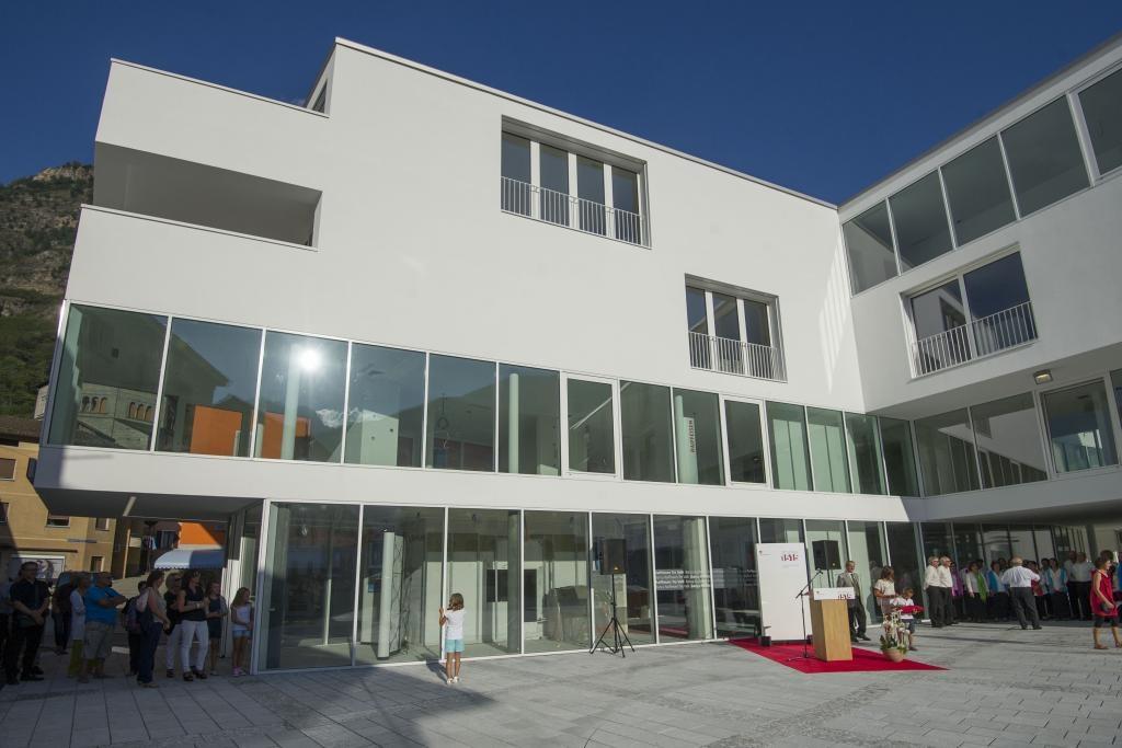 Ufficio Di Tassazione Di Locarno : Laregione nuova sede dellufficio di tassazione a biasca