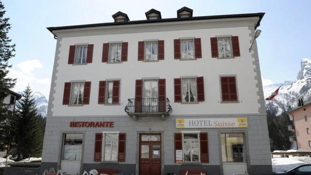 Ufficio Di Esecuzione E Fallimenti Lugano : Laregione lalbergo suisse va allasta