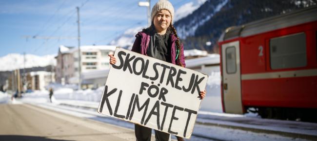 Greta Thunberg manifesterà a Losanna il 17 gennaio | laRegione