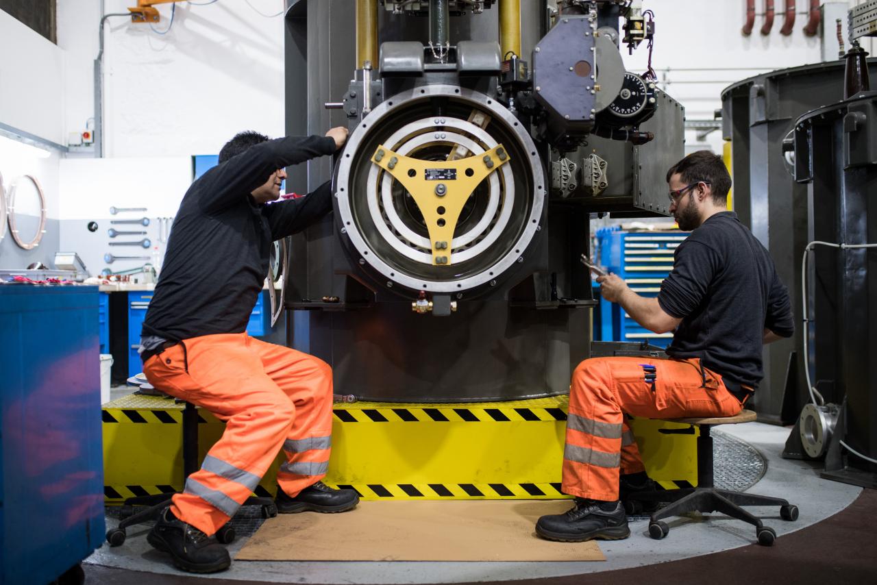 Agenzie Lavoro Canton Grigioni interinali alle officine ffs, fioccano i licenziamenti
