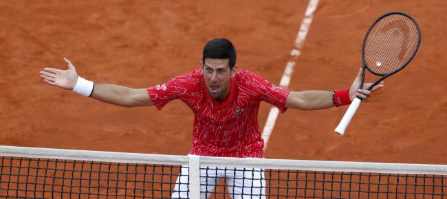 Adria Tour, Djokovic manca la finale - laRegione